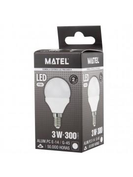 LAMPADA LED ESFERA E14 #1 - 096009