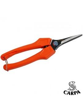 CARPA TESOURA VINDIMA RETA CABO PLASTICO ABS 18 CM - 028117